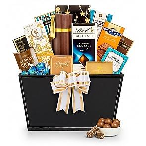 Decadent Chocolate Gift Basket - Decadent Chocolate Gift Basket
