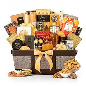 Fit for Royalty Gourmet Basket - Fit for Royalty Gourmet Basket
