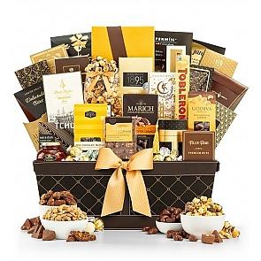 Crowd Pleaser Gift Basket - Crowd Pleaser Gift Basket