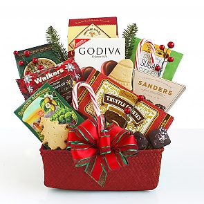 Seasons Snackings Gift Basket  - Seasons Snackings Gift Basket