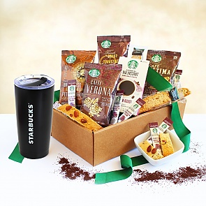Starbucks on the Go Gift Box - Starbucks on the Go Gift Box