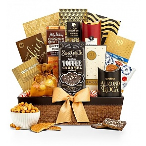 Sophisticated Selections Gift Basket - Sophisticated Selections Gift Basket