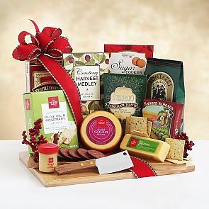 Share the Season - Holiday Cutting Board - Share the Season - Holiday Cutting Board