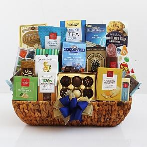 Office Delights Gift Basket - Office Delights Gift Basket