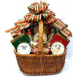 Cut Above Fall Gift Basket (Large) - Send Fall Gift Baskets #FallGiftBaskets