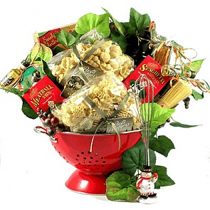 Christmas In Italy Gift Basket (Medium) -