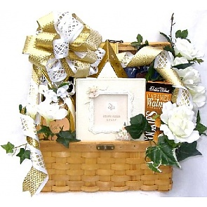 Cherished Memories Gift Basket -