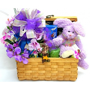 Easter Parade Gift Basket - Send Easter baskets online
