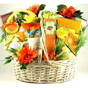 Especially for Mom Gift Basket -