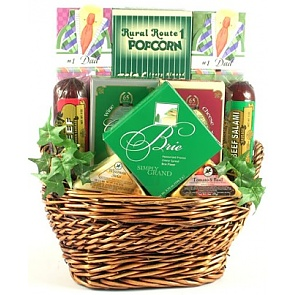 Father's Day Snack Attack Gift Basket -