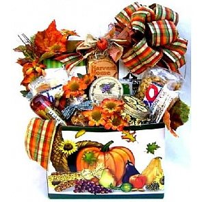 Fall Festivals Gift Basket (Small) -