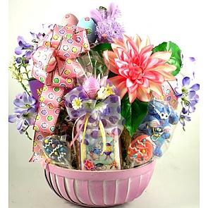 Family Fun Easter Basket - Send Easter baskets online