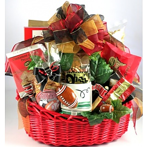 Game Day Gift Basket (Small) -