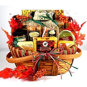 Gobble 'til Ya Wobble Gift Basket -