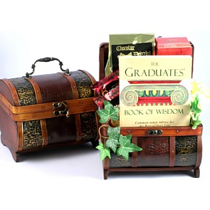 Graduation and Beyond Gift Basket -