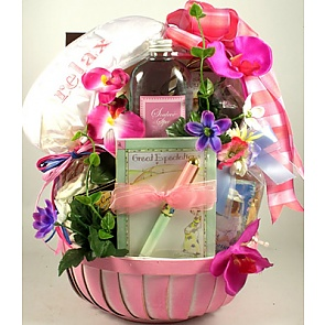 Great Expectations Gift Basket for Mom-To-Be -