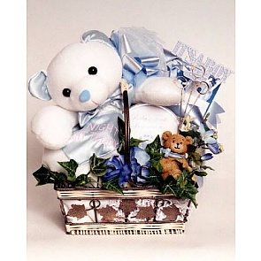 It's a Boy Gift Basket -