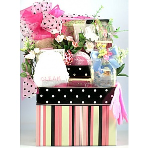Just For Her Gift Basket For Women - Spa Gift Baskets for Women