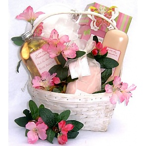 Pamper Me Gift Basket - Spa Gift Baskets for Women