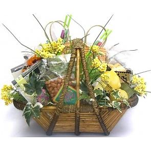 Taste of the Tropics Gift Basket -