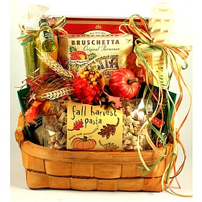 Warm Autumn Wishes Gift Basket -