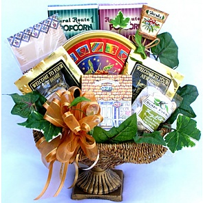 Welcome Home Gift Basket -