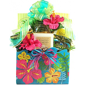 Aloha Gift Basket -