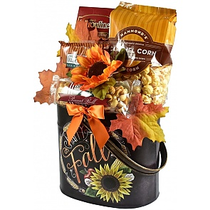 Autumn Splendor Gift Basket (Small)