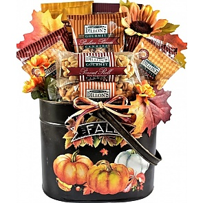Autumn Splendor Gift Basket (Large) - Autumn Splendor Gift Basket (Large) #FallGiftBasket