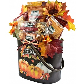 Autumn Splendor Gift Basket (Large)