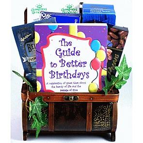Birthday Treasures Birthday Gift Basket -