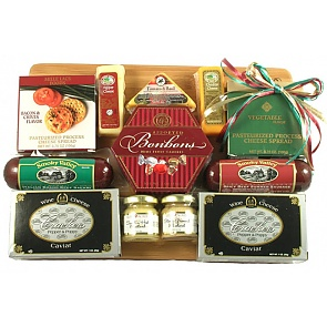 Board Of Directors - Cheese & Sausage Gift (Large) -