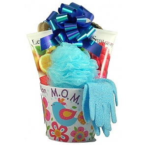 Celebrating Mom! A Gift Basket For Mom -