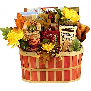 Celebration of Fall Gift Basket - Celebration of Fall Gift Basket