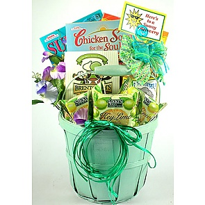Chicken Soup For The Soul Gift Basket -