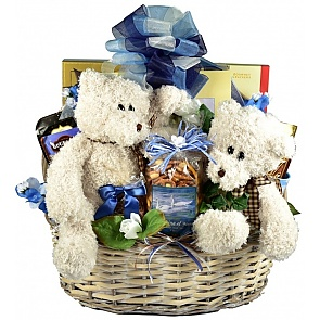Comforting Gift Basket (Large) - Comforting Gift Basket (Large) - Sympathy Gift Basket