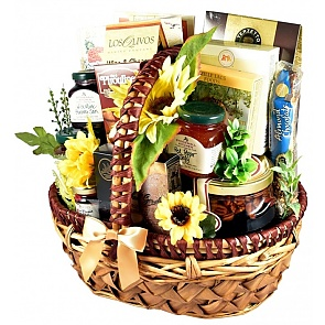 Country Sampler Gift Basket