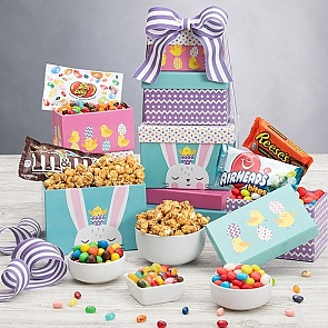 Easter Gift Tower - Easter Gift Tower