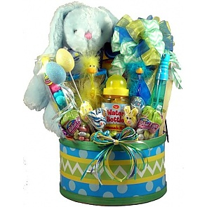 Easter Egg Hunt, Easter Basket For Kids - Large - Send kids Easter baskets online