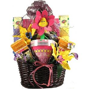 Feel Better Soon Get Well Basket -