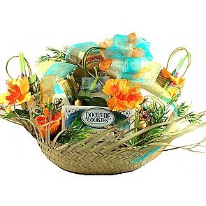 5 O'Clock Somewhere Gift Basket -