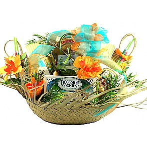 5 O'Clock Somewhere Deluxe Gift Basket -