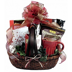 A Special Teacher Gift Basket - A Special Teacher Gift Basket
