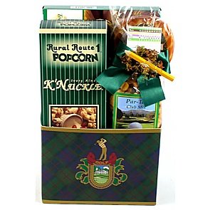 Fore You Golf Gift Basket -
