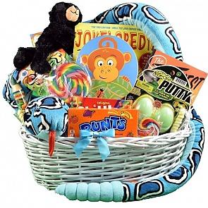 HUGE activity basket for kids - Go Wild Giant Kids Activity Basket