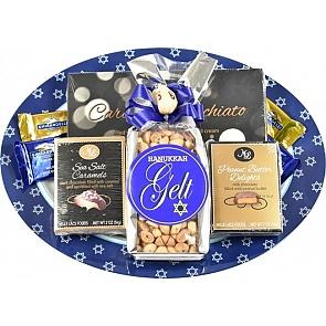 Sweet Treats for Hanukkah