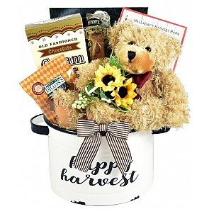 Happy Harvest Fall Gift Basket (Small) - Happy Harvest Fall Gift Basket (Small) #FallGiftBasket