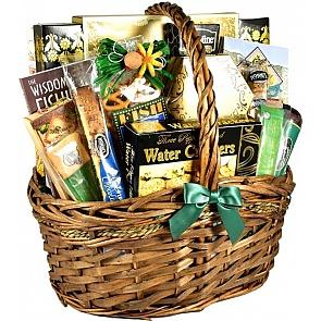 Here Fishy Fishy Gift Basket