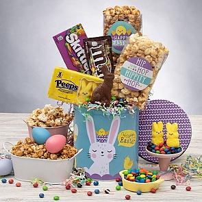 Hippity-Hoppity Easter Gift - Hippity-Hoppity Easter Gift #EasterBasket
