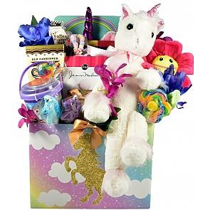 Unicorn Fantasy Gift Basket (Large) - Unicorn Fantasy Gift Basket (Large)